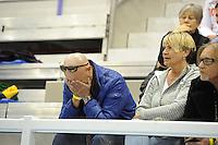 SPEEDSKATING: CALGARY: Olympic Oval, 07-03-2015, ISU World Championships Allround, Ouders Koen Verweij, ©foto Martin de Jong