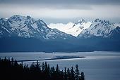 Homer Spit, Kachemak Bay, Alaska.