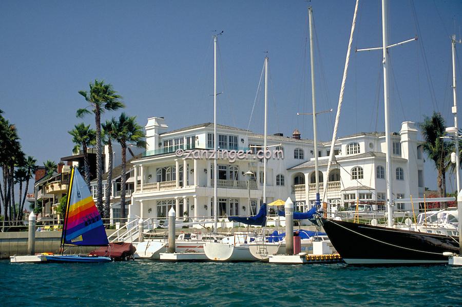 Long Beach, CA, Luxury Waterfront Homes, Naples, Island, CA,