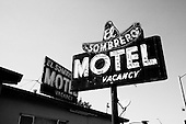 El Sombrero motel in Salinas, California.