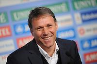 VOETBAL: HEERENVEEN: Abe Lenstra Stadion, 21-10-2012, SC Heerenveen - FC Groningen, Einduitslag 3-0, trainer Marco van Basten, ©foto Martin de Jong