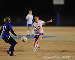 Oxford High vs. Saltillo in girls playoff soccer on Monday, February 1, 2010 in Oxford, Miss.