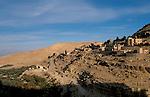 Jordan, lanscape near Petra<br />