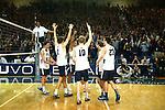 2016 BYU Men's Volleyball vs Loyola-Chicago
