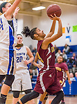 New Britain @ Southington Varsity Girls Basketball 2014-15