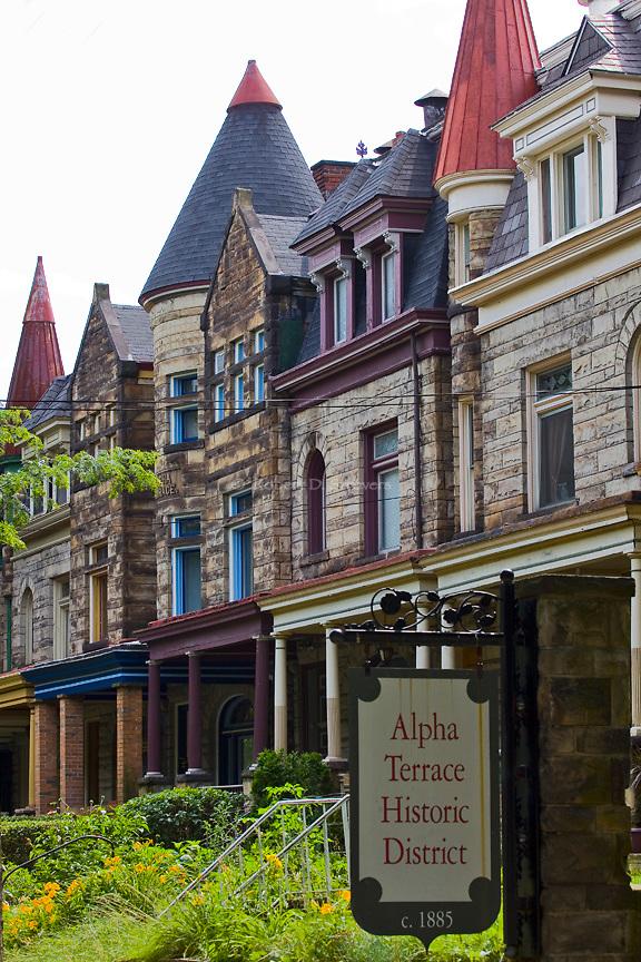 Pittsburgh's Neighborhoods - Alpha Terrace, Highland Park