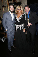 Hollywood, CA - February 19: Zachary Quinto, Kym Whitley, Joel Harlow, At 3rd Annual Hollywood Beauty Awards_Inside, At Avalon Hollywood In California on February 19, 2017. Credit: Faye Sadou/MediaPunch
