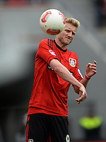 FUSSBALL   1. BUNDESLIGA   SAISON 2012/2013    31. SPIELTAG Bayer 04 Leverkusen - SV Werder Bremen                  27.04.2013 Andre Schuerrle (Bayer 04 Leverkusen)