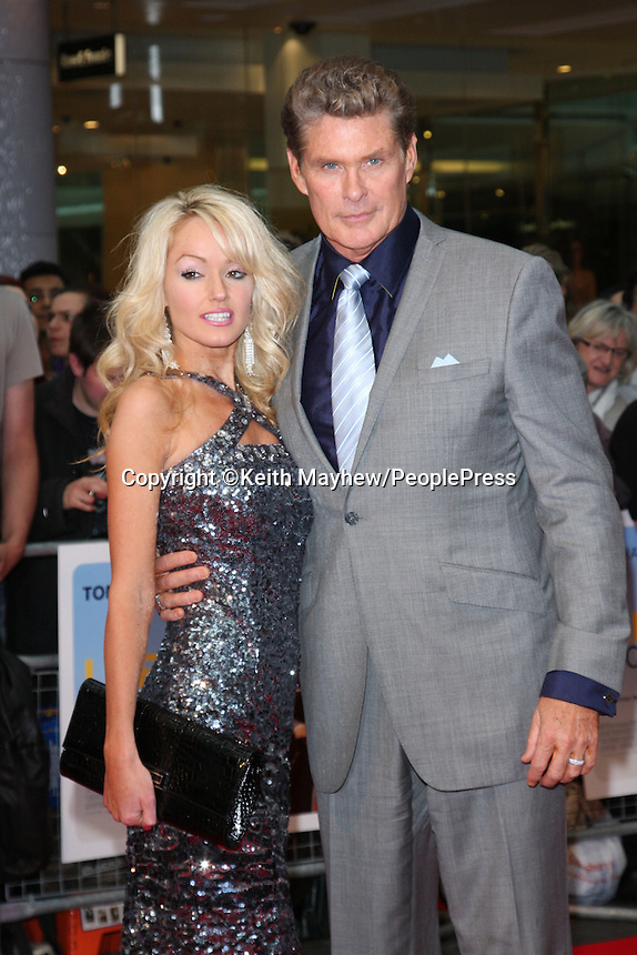 London - World Premiere of 'Larry Crowne' at the Vue Cinema, Westfield Shopping Centre, London - June 6th 2011..Photo by Keith Mayhew