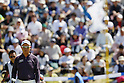 Toru Taniguchi, MAY 13, 2012 - Golf : Toru Taniguchi putt on the 18th green during the PGA Championship Nissin Cupnoodles Cup 2012 final round at Karasuyamajo Country Club, Tochigi, Japan. (Photo by Yusuke Nakanishi/AFLO SPORT) [1090]