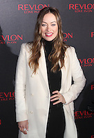 NOV 18 Revlon Love Is On Digital Billboard Unveiling NY