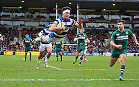 Leicester Tigers v Bath : 05.01.14