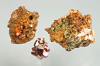 LEAD PHOSPHATE MINERALS<br />