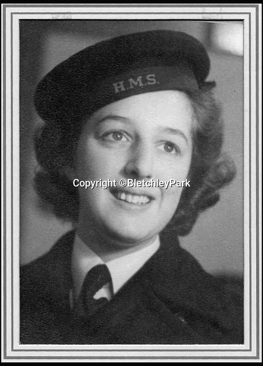 BNPS.co.uk (01202 558833)<br /> Pic: BletchleyPark/BNPS<br /> <br /> Ruth Bourne during the war when she operated the Top Secret Bombe machine.<br /> <br /> A new murder mystery board game based on Britain's codebreaking history is the perfect present for the ultimate puzzle solver.<br /> <br /> Cluedo: Bletchley Park follows the same principles as the classic game everyone knows and loves, but with an 'enigmatic' twist.<br /> <br /> During the war the country estate in Buckinghamshire housed mathematicians, linguists, chess champions, egyptologists and anthropologists all secretly working to crack Enigma, the German code machine leaders in Berlin thought was unbreakable.<br /> <br /> It is said the 'ultra' intelligence produced at Bletchley shortened the war by between two and four years and saved thousands of lives.<br /> <br /> Now a game to celebrate this fascinating aspect of the UK's war history has been released.<br /> <br /> The game is now on sale in Bletchley Park's gift shop and online, priced &pound;29.99.