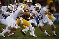 120713 PAC-12 Championships Stanford vs ASU