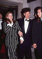 Julia Roberts Lyle Lovett 1993 NYC<br />