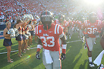 Ole Miss defensive end E.J. Epperson (33) vs. Central Arkansas at Vaught-Hemingway Stadium in Oxford, Miss. on Saturday, September 1, 2012. Ole Miss won 49-27.