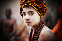 The Naga Sadhus of India