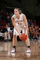 8 February 2007: Stanford Cardinal Christy Titchenal during Stanford's 60-34 win against the Washington State Cougars at Maples Pavilion in Stanford, CA.