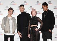 DEC 11 BBC Music Awards