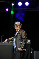 LONDON, ENGLAND - AUGUST 29: David Rodigan performing at 'House of Common', Clapham Common on August 29, 2016 in London, England.<br /> CAP/MAR<br /> &copy;MAR/Capital Pictures /MediaPunch ***NORTH AND SOUTH AMERICAS ONLY***