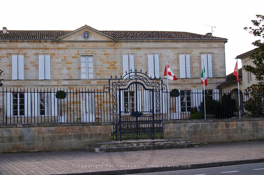 chateau grand puy ducasse pauillac medoc bordeaux france