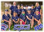 2015 Burlington North End Softball