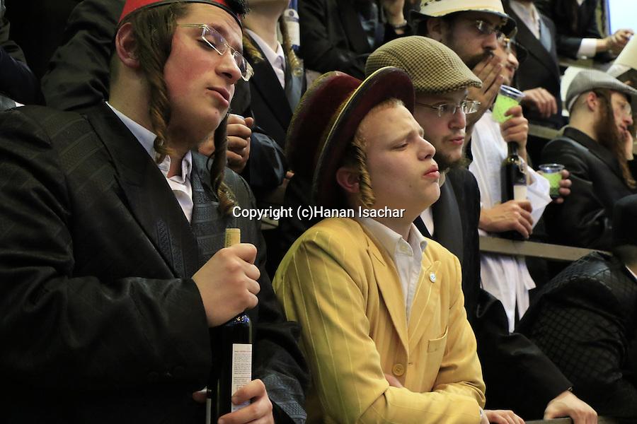 Purim in Bnei Brak