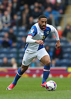 Blackburn Rovers' Liam Feeney<br /> <br /> Photographer Stephen White/CameraSport<br /> <br /> The EFL Sky Bet Championship - Blackburn Rovers v Bristol City - Monday 17th April 2017 - Ewood Park - Blackburn<br /> <br /> World Copyright &copy; 2017 CameraSport. All rights reserved. 43 Linden Ave. Countesthorpe. Leicester. England. LE8 5PG - Tel: +44 (0) 116 277 4147 - admin@camerasport.com - www.camerasport.com