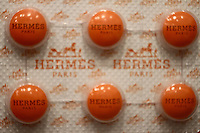 """hermes pills ""  at art miami fair during art basel 2012"