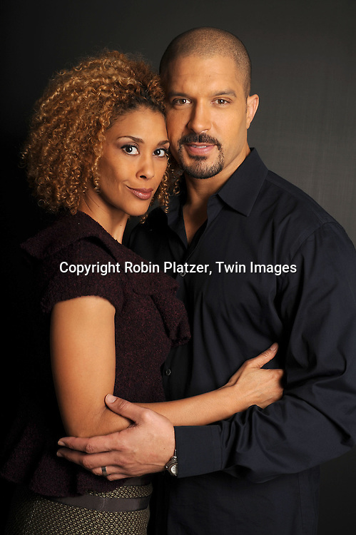Victoria Platt and husband Terrell Tilford