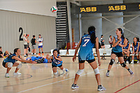 North Island Volleyball Junior Championships at ASB Sports Center Wellington, New Zealand on Thursday 29th November 2012<br />