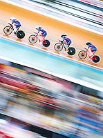 UCI Track World Cup Cali - 18 Feb 2017