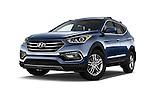 Hyundai Santa Fe Sport SUV 2017