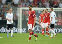 Fussball International  WM Qualifikation 2014   06.09.2013 Deutschland - Oesterreich  Martin Harnik (Oesterreich) enttaeuscht