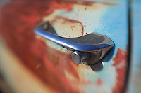 Chrome Door Handle - Pearsonville, CA - Lensbaby