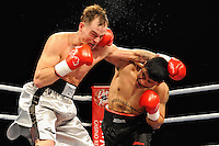 Dave Petryk v. Dwayne Welsh - Welterweight - Boxing - Rumble at the Rock VII - Photo Archive
