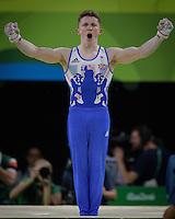 AUG 16 Nile Wilson bronze medal for gymnastics