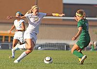 Womens Varsity Soccer vs. Zionsville 9-14-13