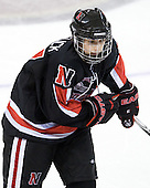 Lori Antflick (NU - 77) - The Northeastern University Huskies tied Boston University Terriers 3-3 in the 2011 Beanpot consolation game on Tuesday, February 15, 2011, at Conte Forum in Chestnut Hill, Massachusetts.