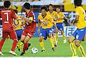 Atsushi Yanagisawa (Vegalta),JULY 17, 2011 - Football :2011 J.League Division 1 match between Kashima Antlers 3-0 Vegalta Sendai at Kashima Soccer Stadium in Ibaraki, Japan. (Photo by Takamoto Tokuhara/AFLO)