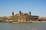 New York City, New York: Ellis Island, immigrant gateway  .Photo #: ny209-14657  .Photo copyright Lee Foster, www.fostertravel.com, lee@fostertravel.com, 510-549-2202.