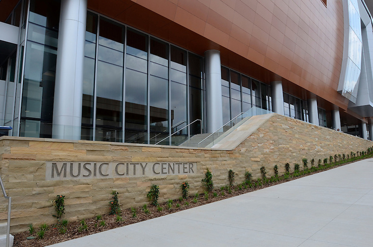 Grand Opening Of Music City Center
