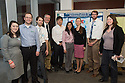 Public Health Poster Session. Class of 2015. Jessie Evangelista, Benjamin Brown, Kristopher Azevedo, Burton Wilcke, Eric Chang, Anisha Patel, Olga Kuzina, Ian McDaniels, unknown.