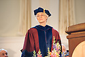 Elizabeth Ezerman, Ph.D. Commencement, class of 2013.