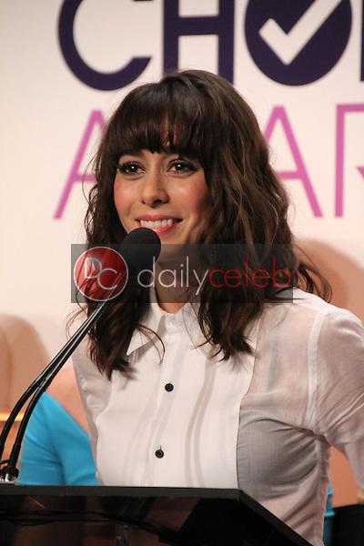 Cristin Milioti<br /> at the People's Choice Awards 2015 Nominations Announcement, Paley Center for Media, Beverly Hills, CA 11-04-14<br /> David Edwards/DailyCeleb.com 818-249-4998