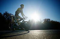 Wilco Kelderman (NLD/LottoJumbo) returning from a 7hr training ride<br /> <br /> Team Lotto Jumbo winter training camp<br /> <br /> January 2015, Moj&aacute;car, Spain