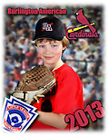 2013 Burlington American Cardinals