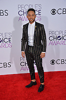 Tahj Mowry at the 2017 People's Choice Awards at The Microsoft Theatre, L.A. Live, Los Angeles, USA 18th January  2017<br /> Picture: Paul Smith/Featureflash/SilverHub 0208 004 5359 sales@silverhubmedia.com