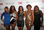 Tamar Braxton, Towanda Braxton, Trina Braxton, Traci Braxton and Evelyn Braxton Attend Premiere Screening of BRAXTON FAMILY VALUES Season 2 Held at Tribeca Grand, NY 11/8/11